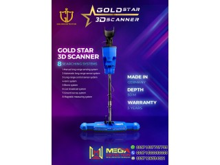 Philippines gold and metal detectors   3D Gold Star Ground Scanner