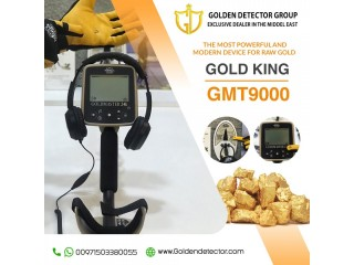 Gold and metal detector in Riyadh   GMT 9000