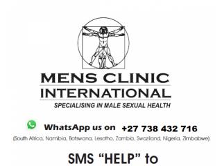 MEN'S CLINIC  +27738432716 INTERNATIONAL:+27738432716