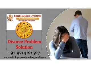 Divorce Problems Solution
