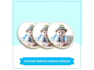 Get Reay-To-Eat Logo Printed Cookies To Your Doorstep   Icinginks Cookies with Logo Design