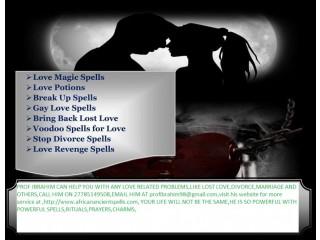 Psychic$%Bring Back Lost Love Spell  +27785149508