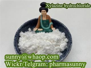 23076-35-9 Xylazine hydrochloride in USA Market Whatsap:+8613545906676
