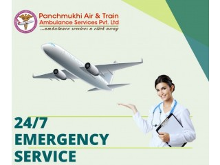 Take India's Leading Air Ambulance Service in Nagpur with Modern Medical Tools