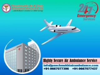Obtain Tried and Tested Air Ambulance Service in Bhubaneswar