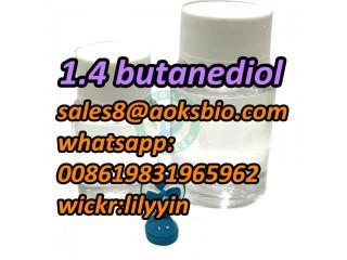 100% safe door to door, 1 4-Butanediol 110-63-4 BDO,
