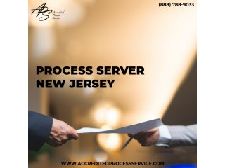 Process server New Jersey Accredited Process Server Proudly Serving the Sate of NJ