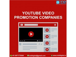 Which is the best Youtube Video Promotion Companies