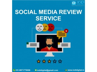 How to choose the best Social media Review service in India