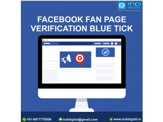 Which is the best company for Facebook Fan Page Verification service