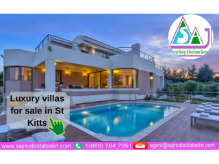 Luxury villas for sale in St Kitts