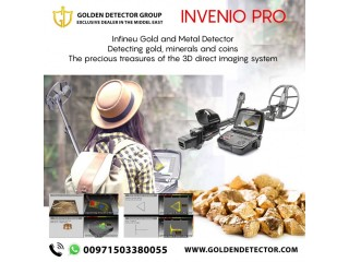 3D Metal Detectors from golden detector group  Nokta Invenio Pro 2020