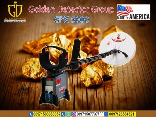 Minelab GPX 5000 metal and Gold Detector