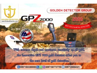 Metal detector gpz 7000 for sale