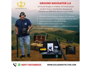 3d gold detector ground navigator by okm metal detectors best ground scanner