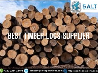 Best Timber Logs Supplier