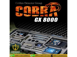 Cobra GX 8000 | Best German Metal Detector 2020