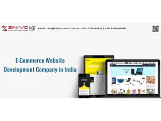 E Commerce Website Development Company in India
