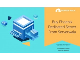 Buy Phoenix Dedicated Server From Serverwala