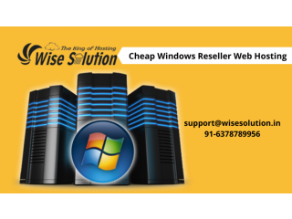 Get cheap windows reseller hosting with 100% uptime guarantee