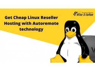 Get Cheap Linux Reseller Hosting with Autoremote technology