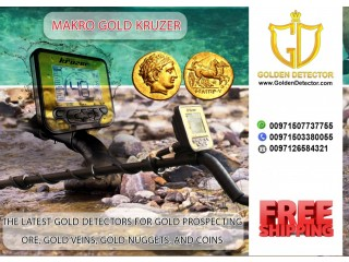 The New Metal Dete ctor-Makro Gold Kruser