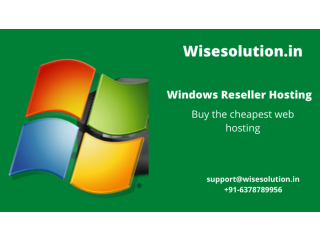 Exclusive offers at wisesolution Windows Reseller Hosting in Wisesolution