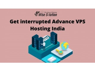 Enjoy Advanced featured VPS hosting india at cheap price