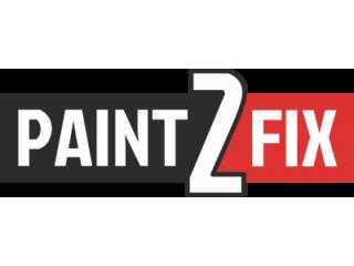 Automotive touch up paint kit