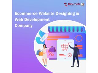 Ecommerce Website Designing & Web Development Company