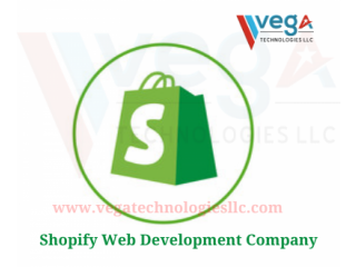 Shopify Ecommerce Development | Vega Technologies LLC