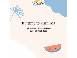 Taxi Service in Goa